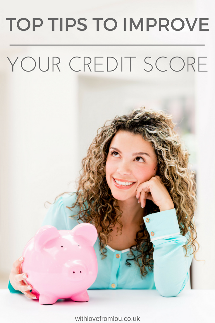 Top Tips to Improve Your Credit Score | Lifestyle | Money ...