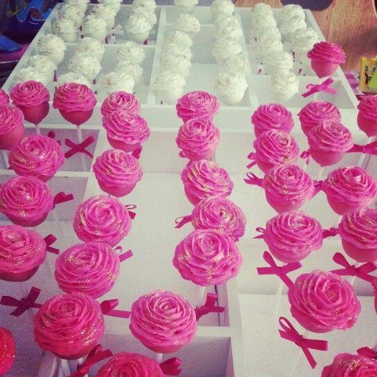 Roosjes Weddingpops
