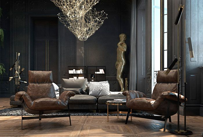 Attractive Paris Apartment Paris Apartment Luxury Decor 15