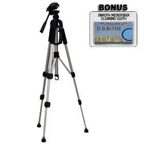 Deluxe 57 Camera Tripod With Carrying Case For The Fujifilm Finepix S9000 S7000 S3 Pro S20 Pro S2 Pro S602 Dig Camera Tripod Digital Camera Best Digital Camera