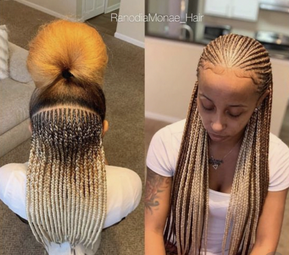 Sometimes we do not know what to wear so that we are casual and trendy. Here you will find outfit ideas on how to combine your clothes this Spring, to always be in fashion and find what suits you and… Continue Reading → # fulani Braids with curls # fulani Braids with beads