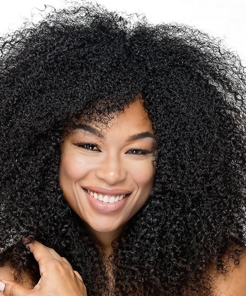 Very Curly Hair Type Curly Hair Styles Curly Hair Styles Easy Natural Hair Styles Easy