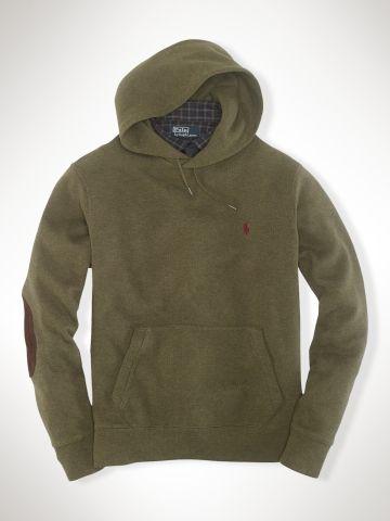 afe4f09e French-Rib Fleece Hoodie - Polo Ralph Lauren Sweatshirts ...