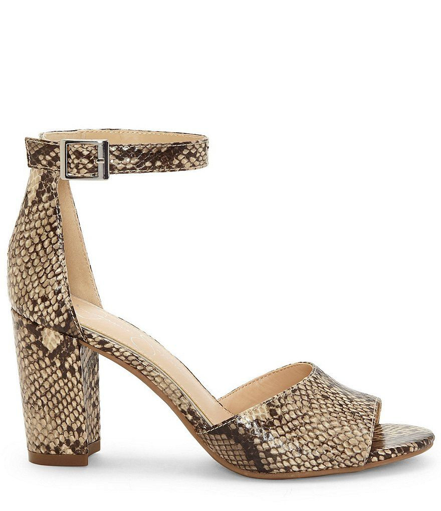 Jessica Simpson Sandals Dillards