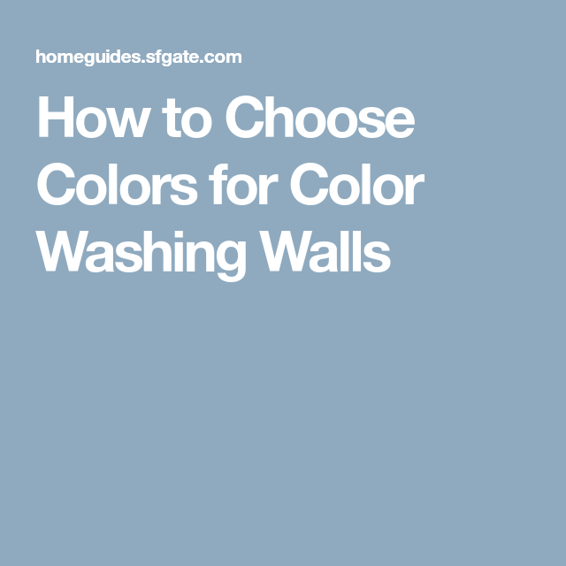 Coloring Books How To Choose Colors For Color Washing Walls