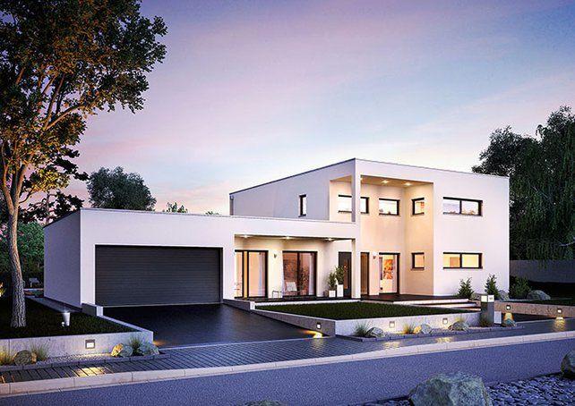 Bauhaus für Individualisten – von Kern-Haus | Haus & Bau | zuhause3 ...