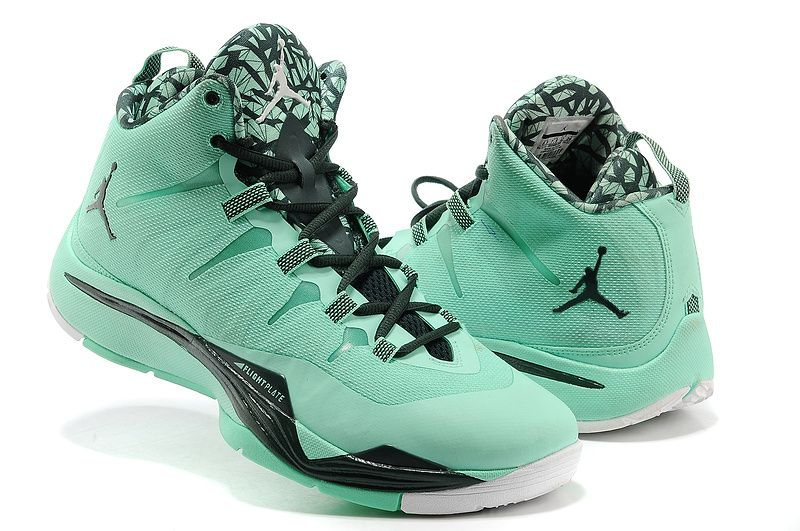 newest 7b513 ca7f0 Jordan Super Fly 2 Mint Green