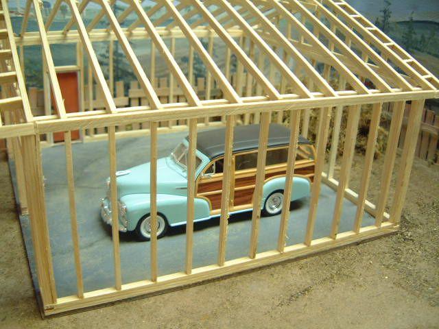 Scale Model Garage Scale Models Scale Models Cars Car Model