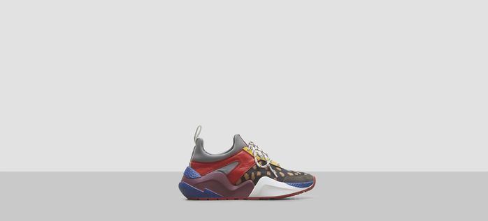2164ba8a8143 Maddox Jogger Chunky Platform Sneaker