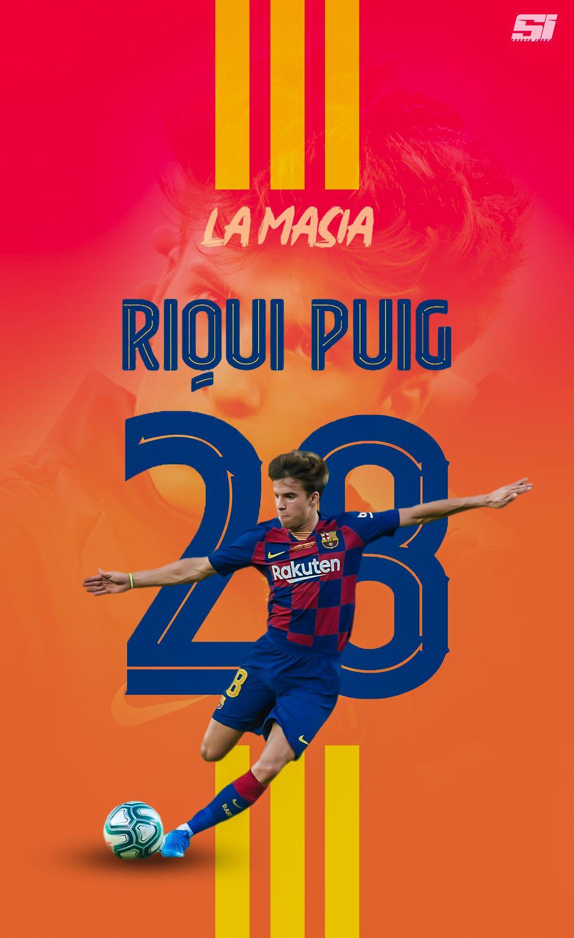 Riqui Puig Futbol De Barcelona Jugador De Futbol Fotos De Futbol