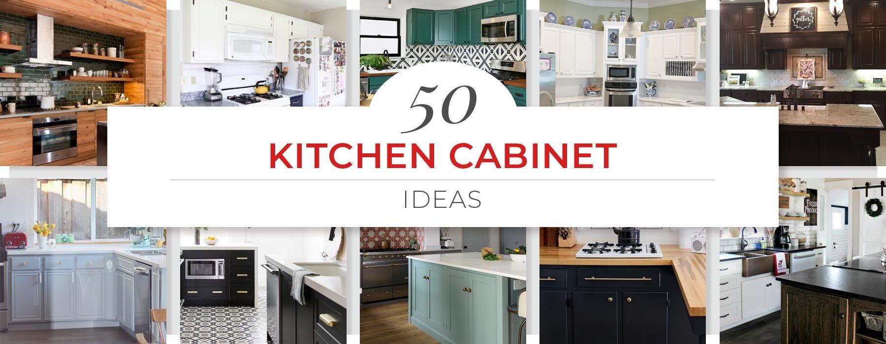 50 Kitchen Cabinet Ideas For 2019 Kitchen Cabinet Design House