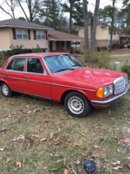 1980 Mercedes Benz 280E   Fayetteville, NC #6396707726 Oncedriven