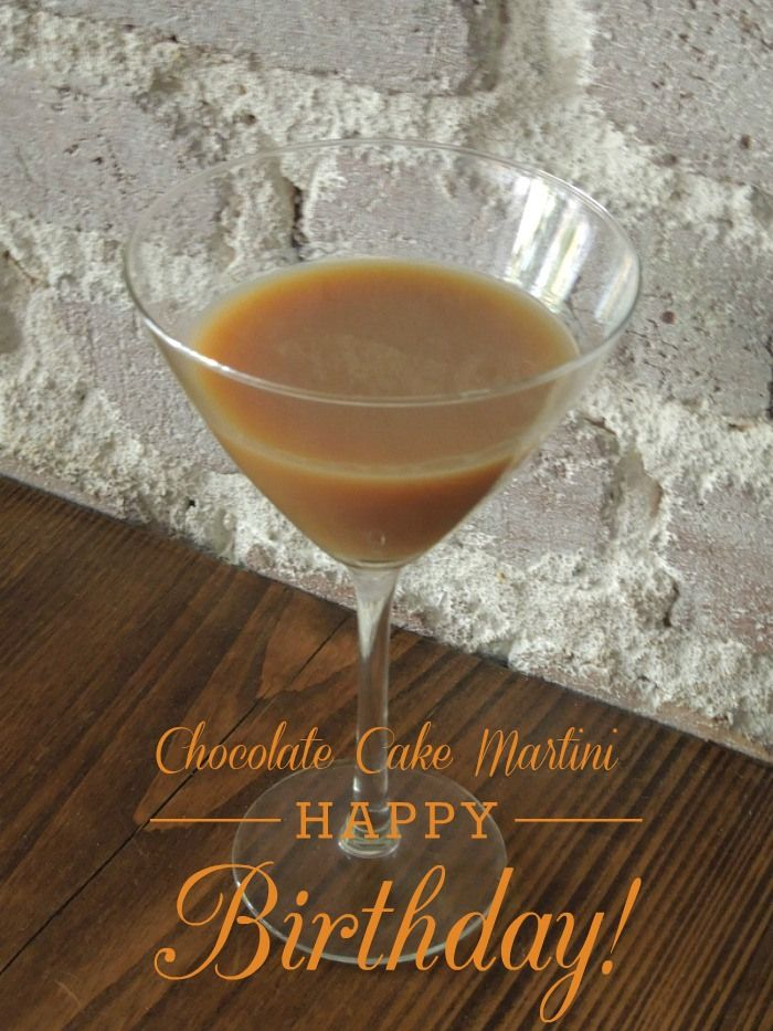 Chocolate Cake Martini Recipe Martinis Chocolate Cake And Chocolate