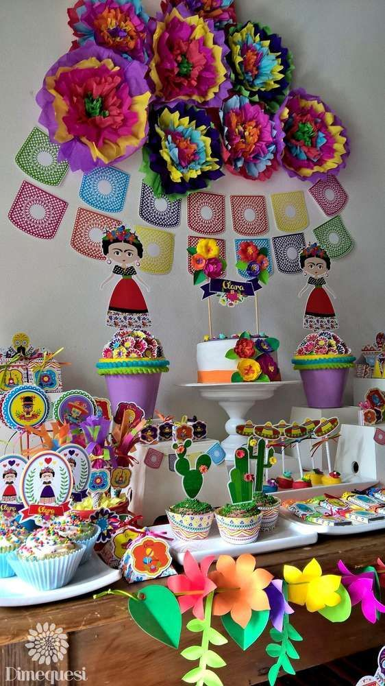 How To Throw a Traditional Mexican Birthday Party - Own Mexico