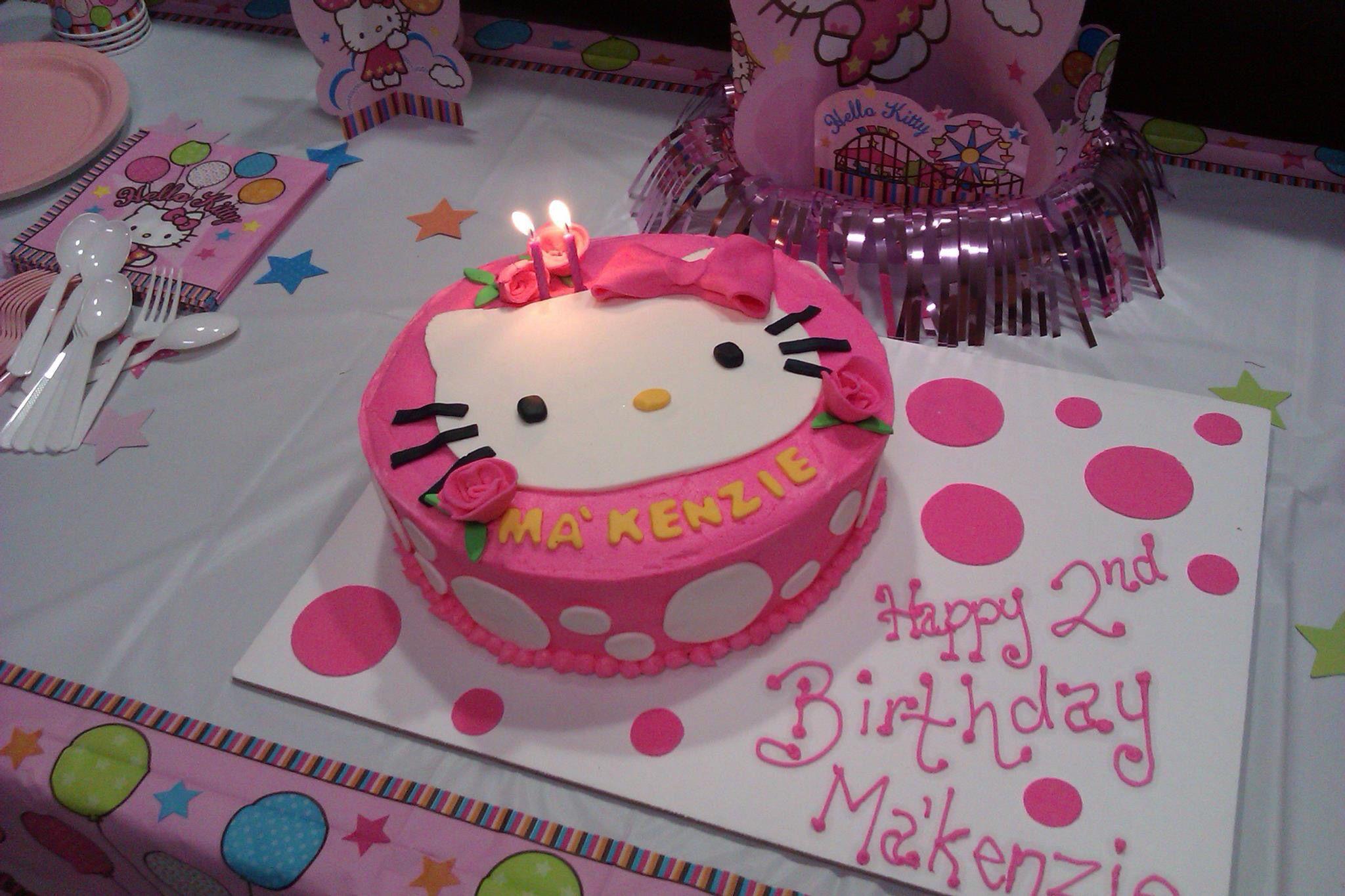 Hello Kitty Cake | The Kake Bakery | Pinterest