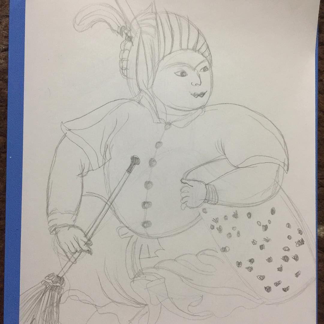 Hoy Toca Practicar Dibujar Con El Lado Derecho Del Cerebro Copiando Una Imagen Invertida Bettyedwards Aprendeadib Male Sketch Instagram Posts Female Sketch