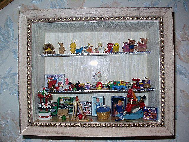 étagère jouets