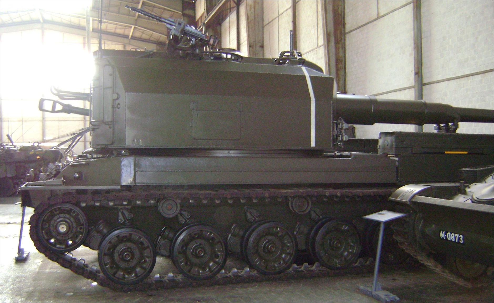 Kanonenpanzer (Eigenbau)