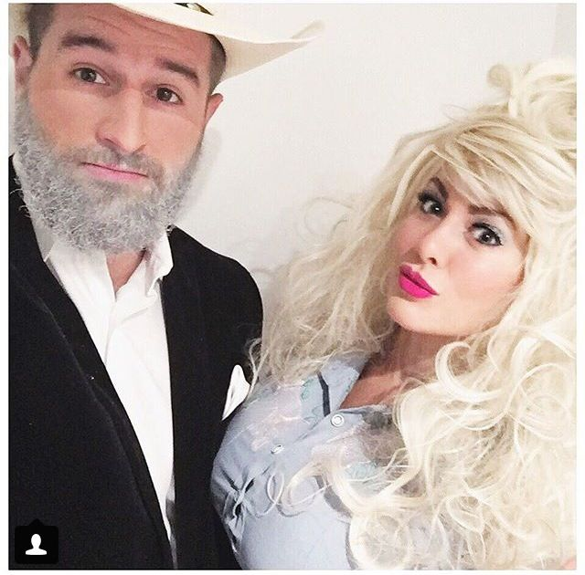 Jillian Harris as Dolly Parton (With images)   Dolly ...