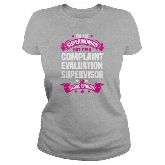 I Love Complaint Evaluation Supervisor Tshirt Womens Tshirtcchecua