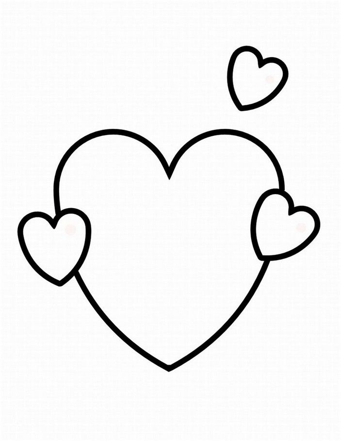 coloring page of a heart free Coloring Board Pinterest - fresh coloring pages rick and morty