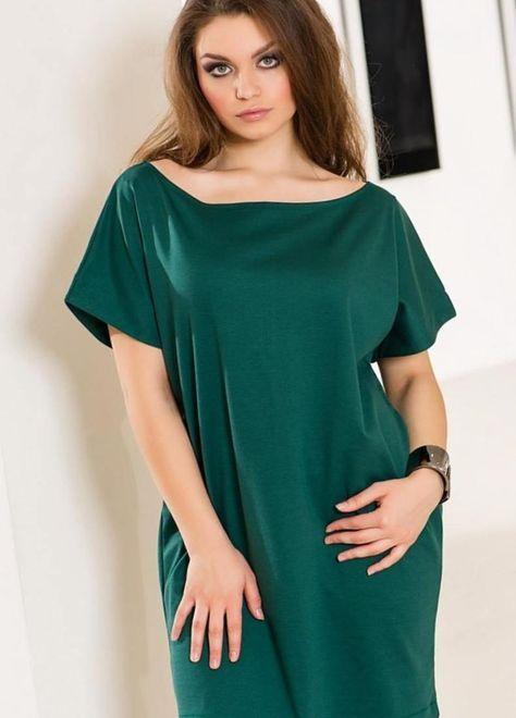 Простая выкройка : платье -футляр своими руками 65
