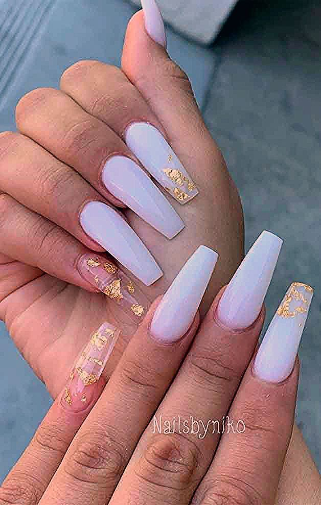 Coffin Nails Long