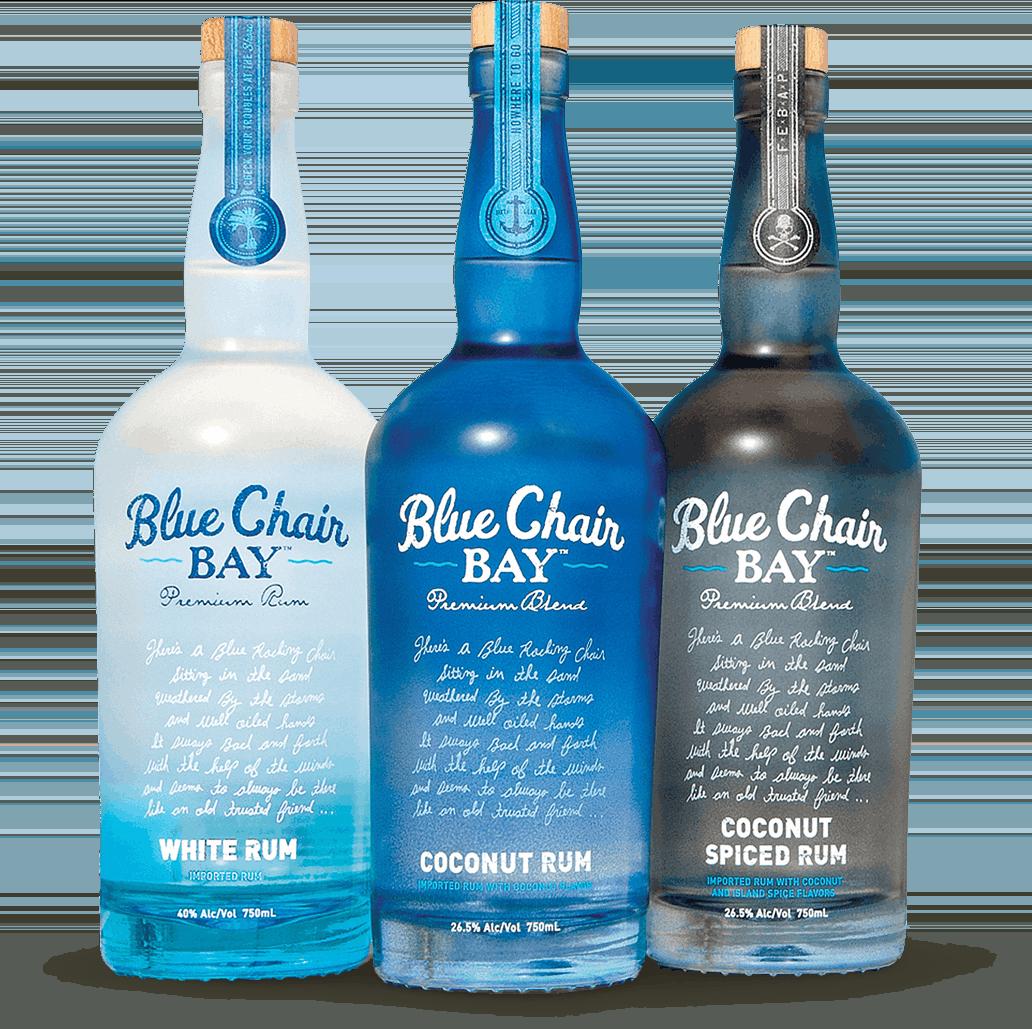 Blue Chair Bay Rum® Rum, Bay rum, Key lime rum cream