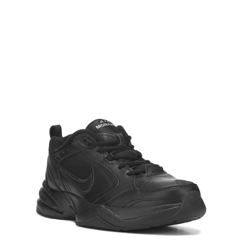 Nike Men s Air Monarch IV Training Shoes (Black  Black) - 12.0 D 2160401a89c60