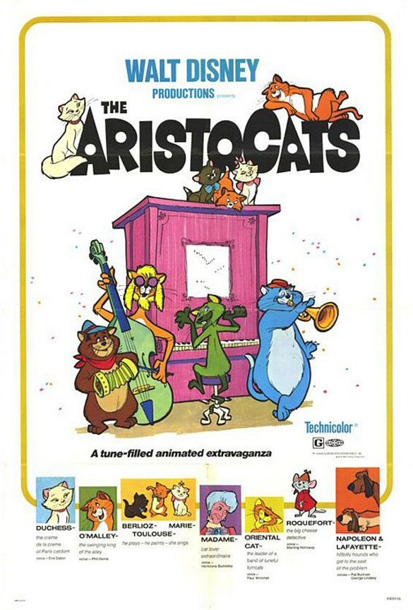 Download Aristocats Full-Movie Free