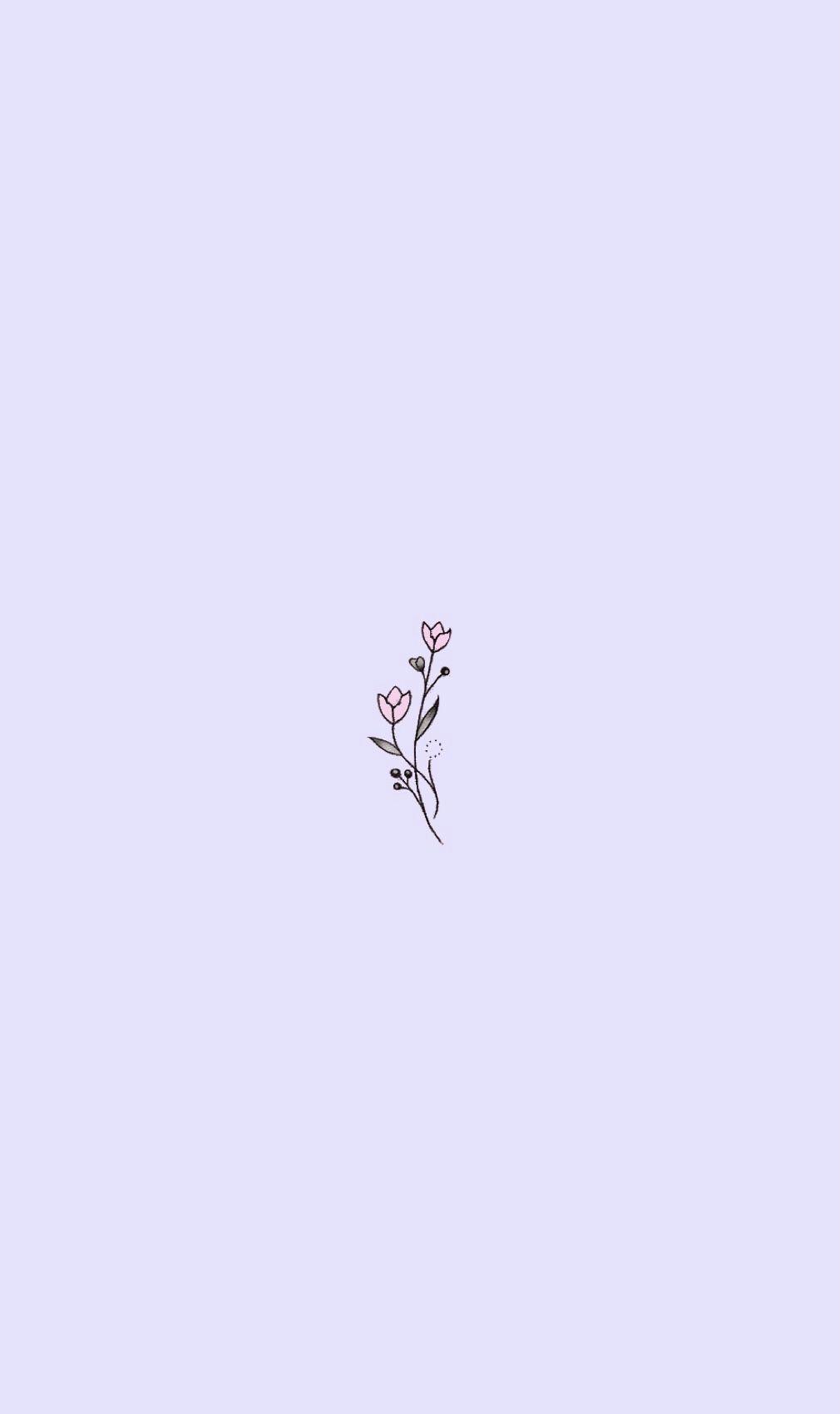 Pin By Vic Vianna On Meus Desenhos Cute Simple Wallpapers Wallpaper Iphone Cute Purple Wallpaper Iphone