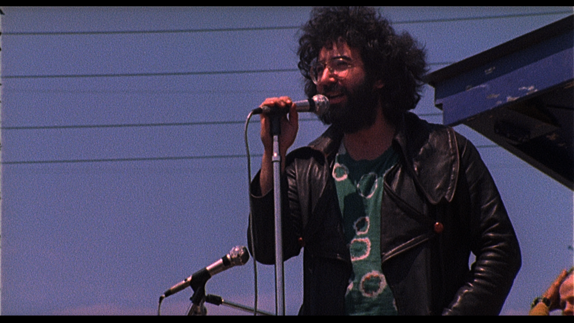 "In the summer of 1970, some of the eras biggest rock stars all took to the rails for Festival Express, a multi-artist, multi-day, multi-city concert tour that captured the spirit and imagination of a generation.  Jerry Garcia and the Grateful Dead are featured in the resulting film ""Festival Express,"" now on blu-ray."