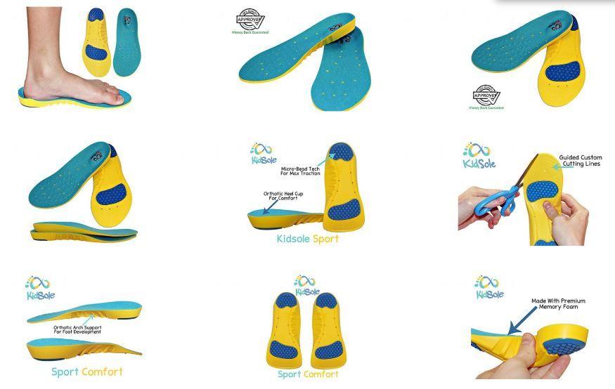35++ Heel cups for kids trends