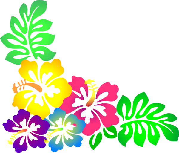 luau clipart peyton s 10th luau lake birthday pinterest luau rh pinterest com hawaiian clip art free downloads hawaiian clip art borders