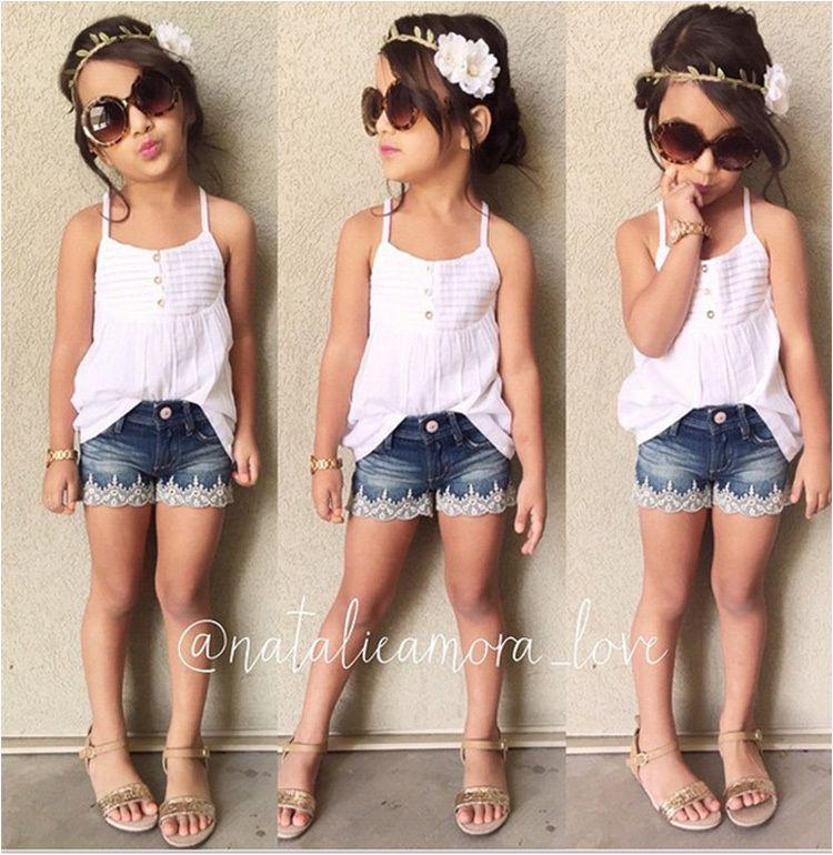 moda infantil prendas para nias