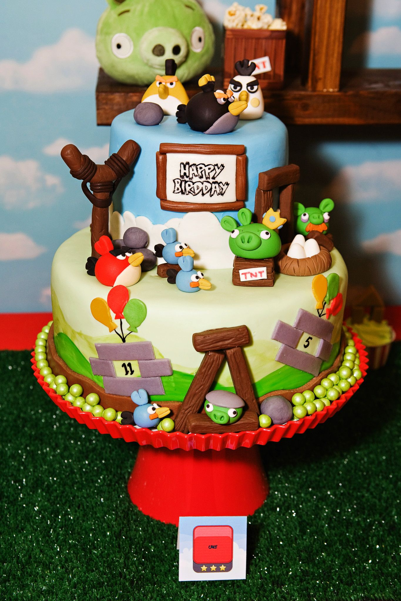 Kids party ideas angry birds party video game parties parties kids party ideas angry birds party video game parties solutioingenieria Images