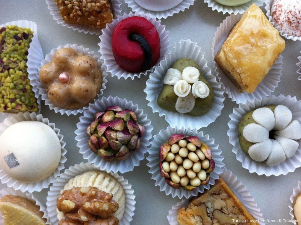 experience the sweets of tunisia, #zimmermangoesto