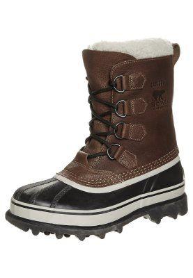 Sorel Caribou Sniegowce Brazowy Zalando Pl Sorel Winter Boot Boots Winter Boot