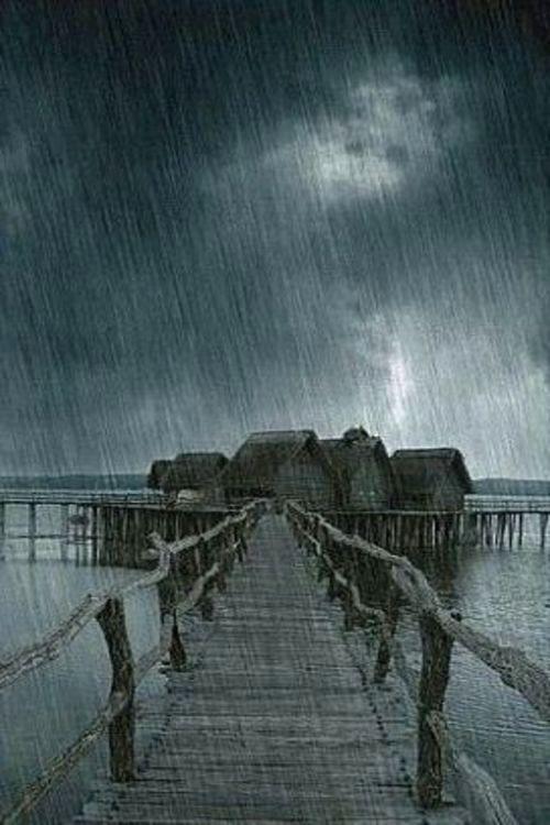 The Blessing And Beauty Of Rain Nature Rain Storm Rainy