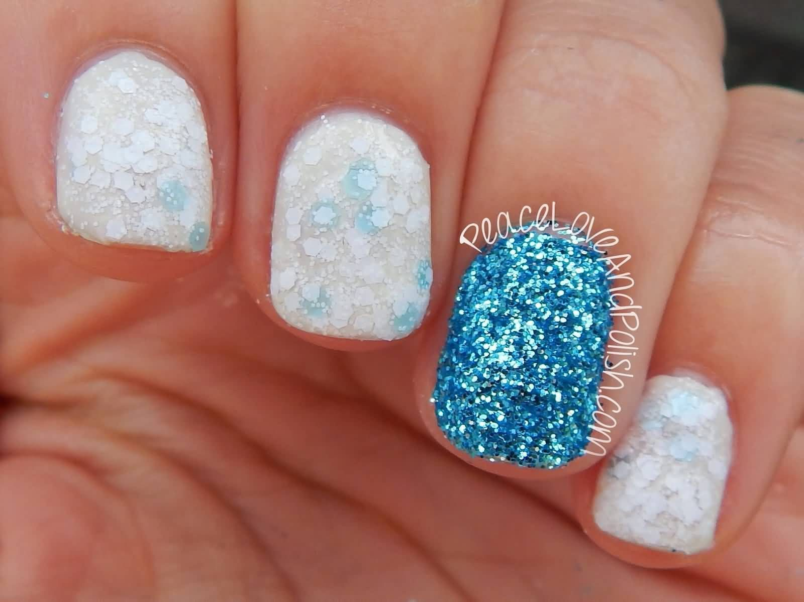 Photo of 65+ Incredible Glitter Accent Nail Art Ideas You Need To Try » EcstasyCoffee