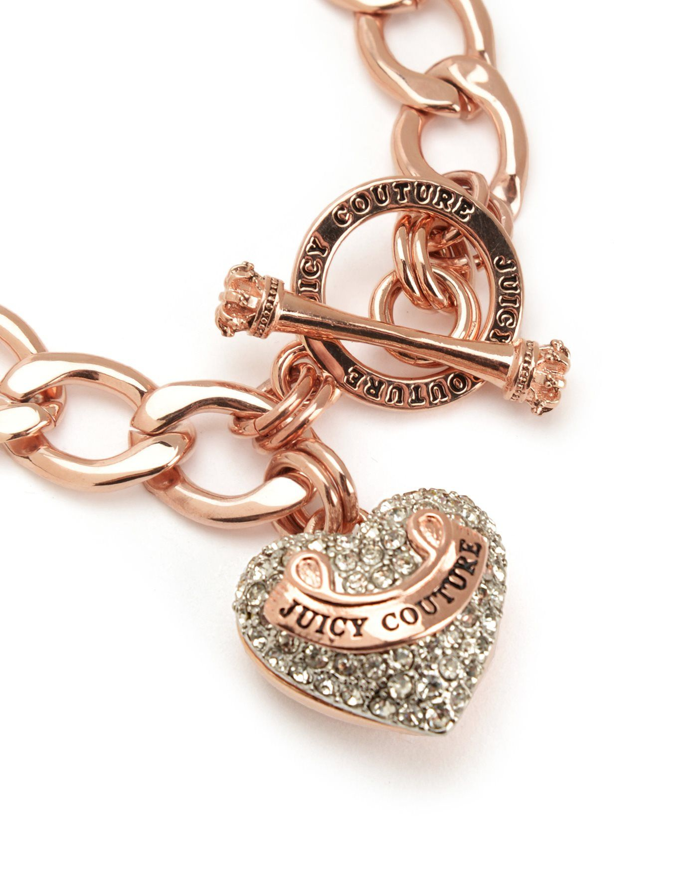 Close 2 View ROSE GOLD Juicy Couture On Sale Pinterest Juicy