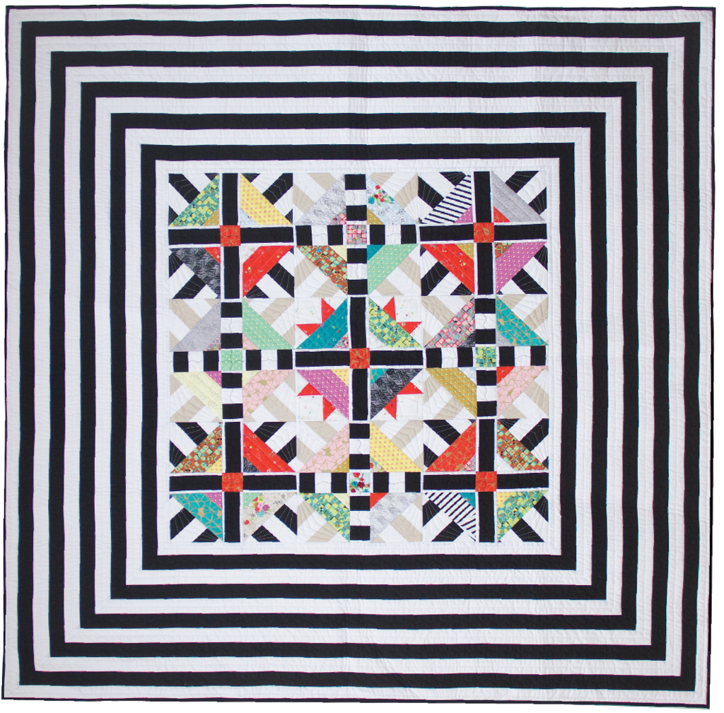 Cross & Crown Quilt Pattern Instructions only. **COMPLETE QUILT ...