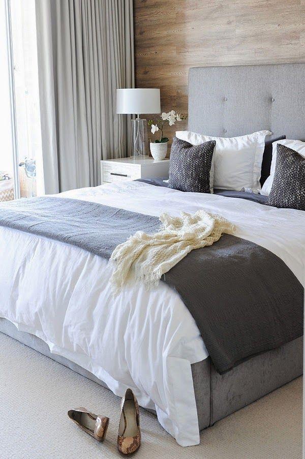 Jurnal de design interior - Amenajări interioare : Apartament în Vancouver amenajat în alb și gri
