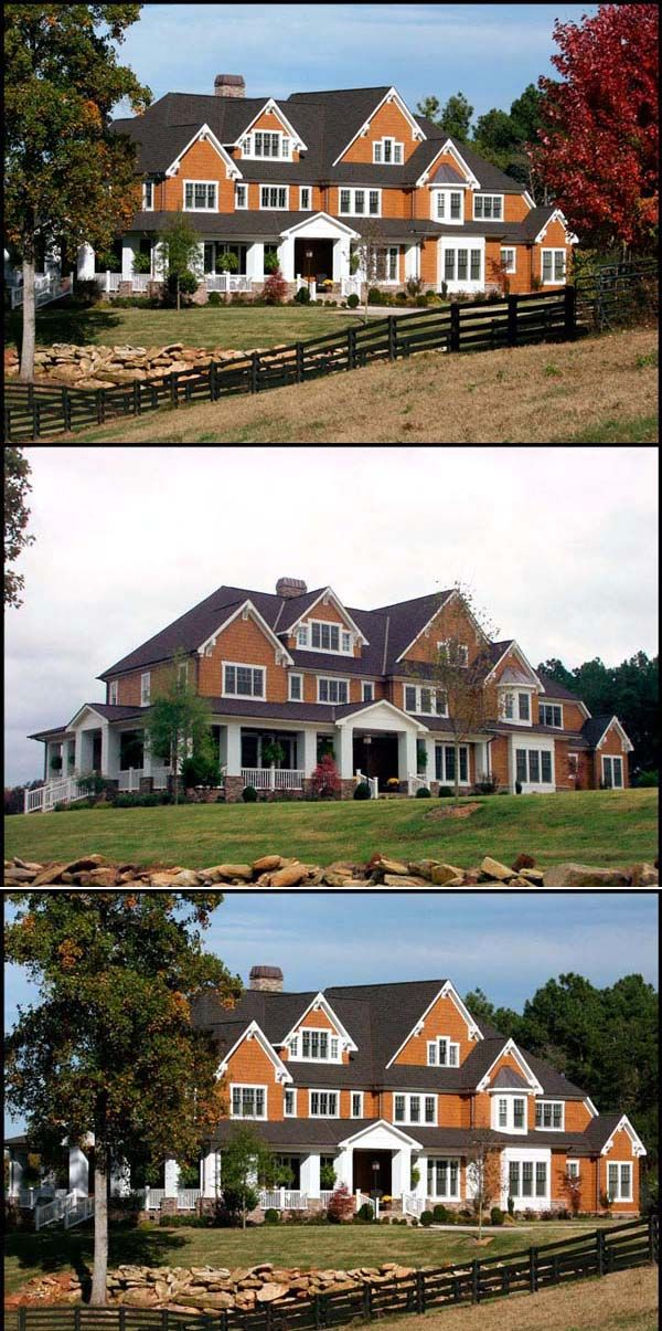 craftsman house plan chp-39429 at coolhouseplans | house plans