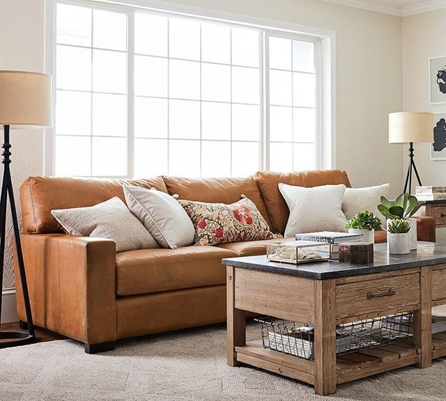 Comfort Meets Quality Tap The Photo To Turner Collection Mypotterybarn Potterybarn Interiordesign Homedecor