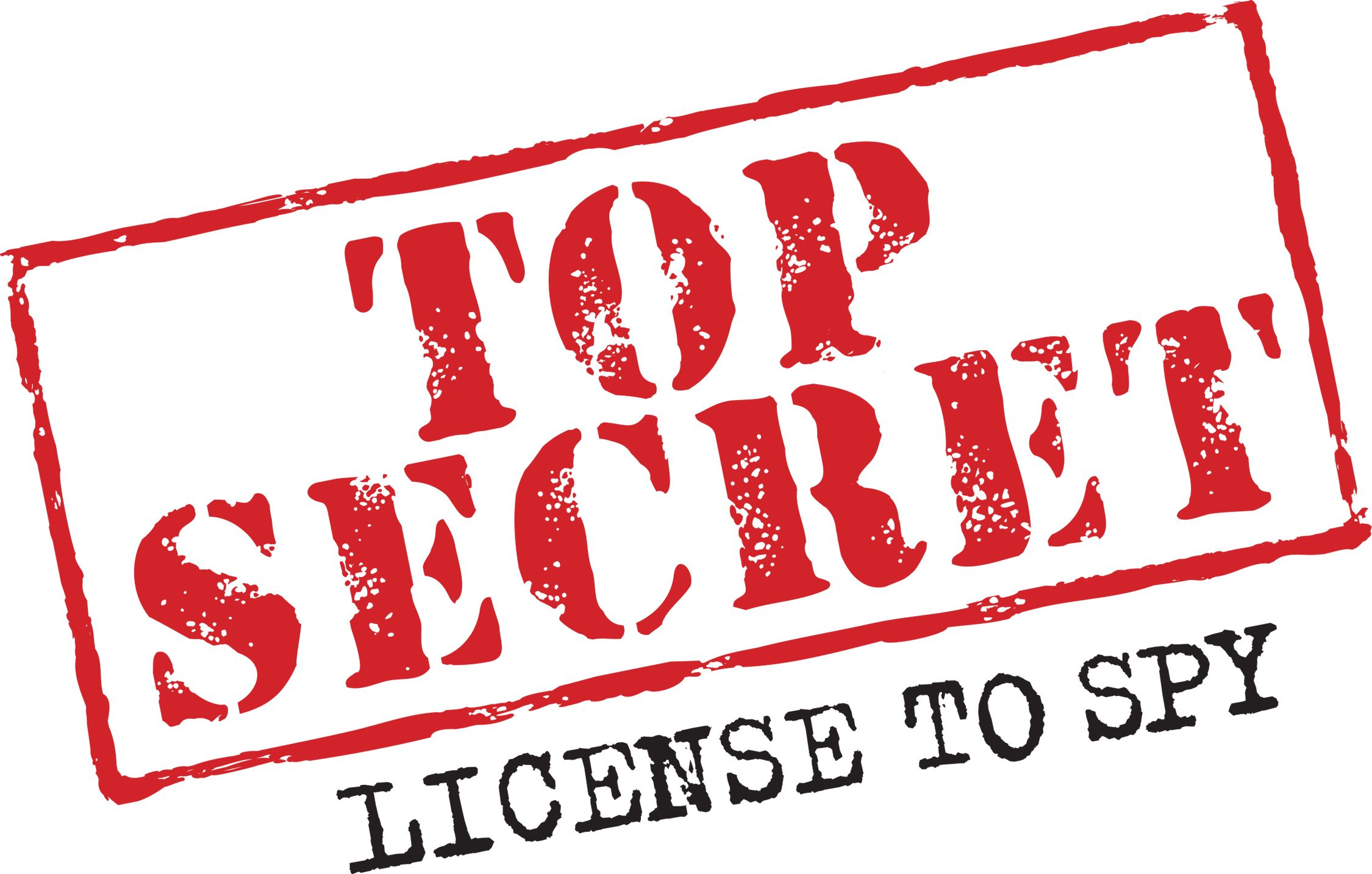 top secret license to spy arts in ohio party time