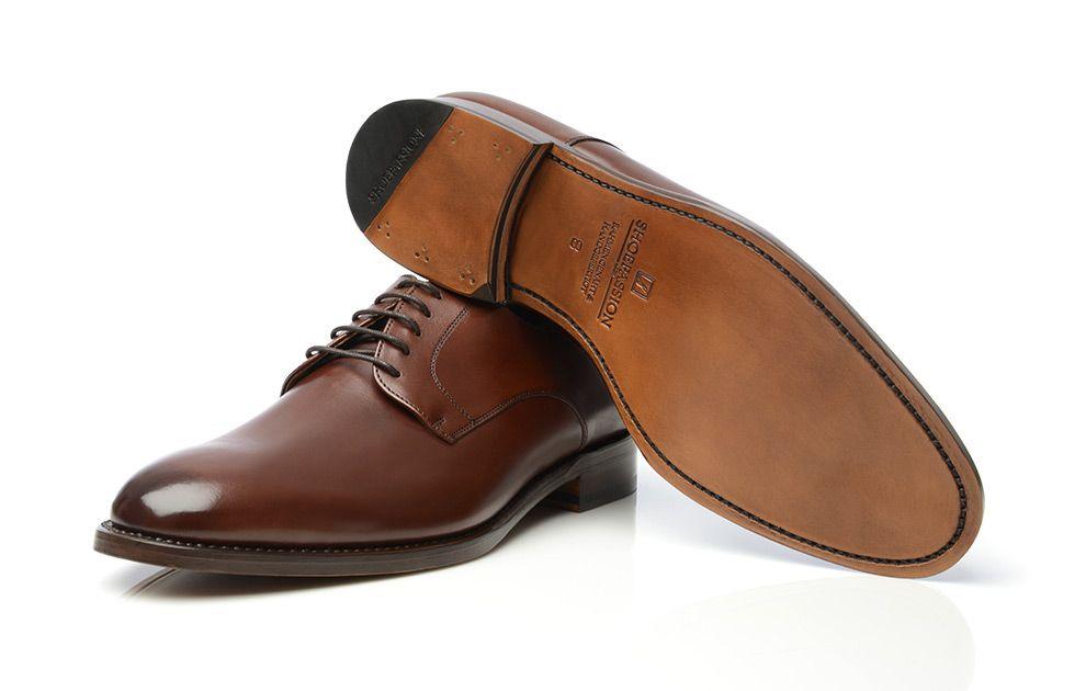 the best attitude 8d41c d8331 No. 531 | Guy Stuff | Goodyear welt, Derby shoes, Dark brown ...