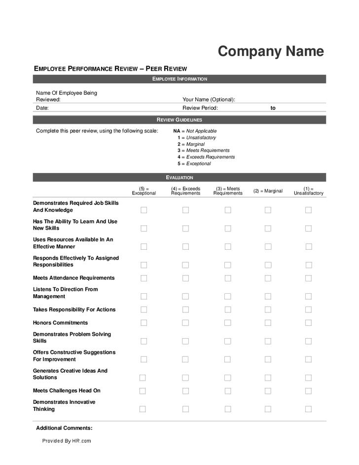 employee performance review checklist art vintage stuff pinterest. Black Bedroom Furniture Sets. Home Design Ideas