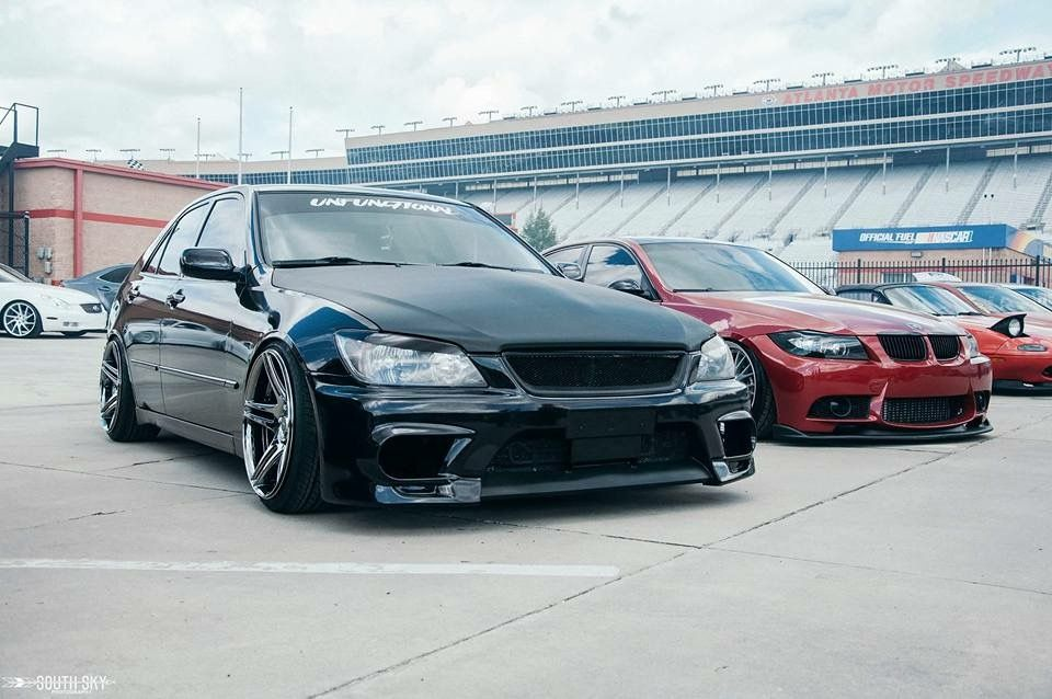 Lexus_IS300 #Modified #Slammed #Stance | Luxury Cars | Pinterest ...