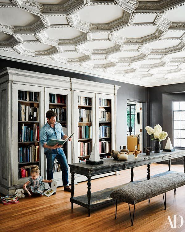 Peek Inside Nate Berkus And Jeremiah Brentu0027s Spacious Spanish Colonial Home  | Apartment Therapy